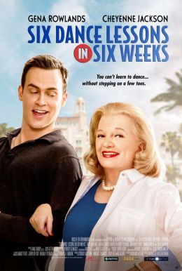 Six Dance Lessons in Six Weeks Poster