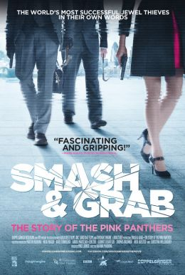 Smash & Grab: The Story of the Pink Panthers HD Trailer