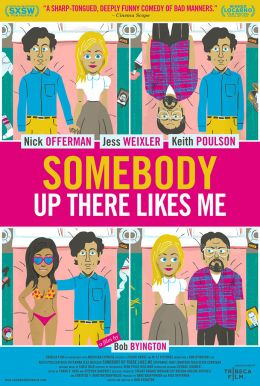 Somebody Up There Likes Me HD Trailer