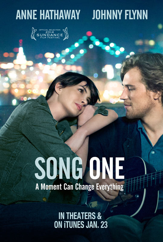 Song One Poster Song One Hd-trailers.net