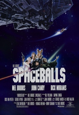 Spaceballs HD Trailer