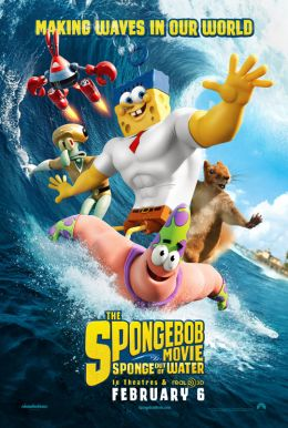 The SpongeBob Movie: Sponge Out of Water HD Trailer