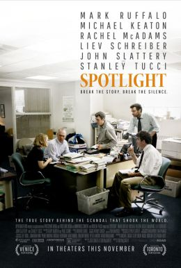 Spotlight HD Trailer