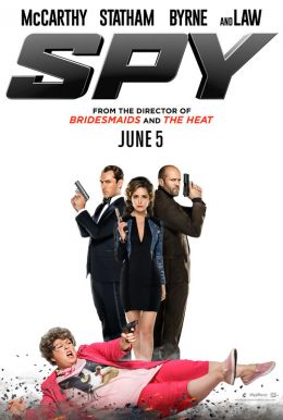 Spy HD Trailer