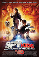 Spy Kids: All The Time In The World HD Trailer