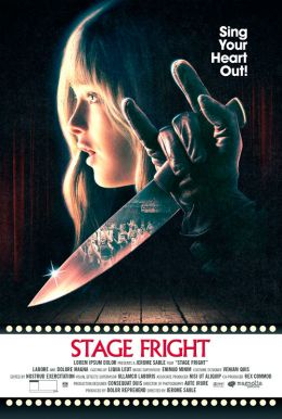 Stage Fright HD Trailer