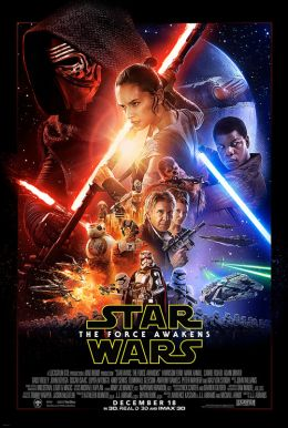 Star Wars: The Force Awakens HD Trailer