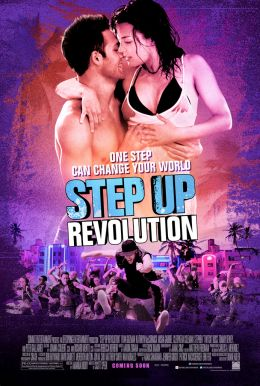 Step Up: Revolution Poster