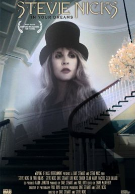 In Your Dreams - Stevie Nicks Poster