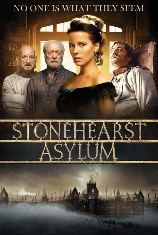 Stonehearst Asylum (2014) Poster