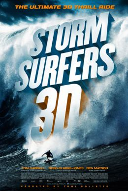 Storm Surfers 3D HD Trailer