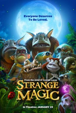 Strange Magic HD Trailer