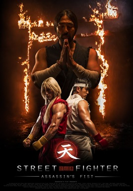 Street Fighter: Assassin's Fist Poster