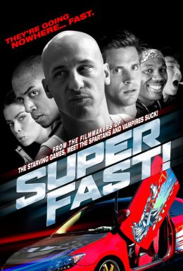 Superfast Poster