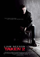 Taken 2 Poster