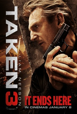 Taken 3 HD Trailer