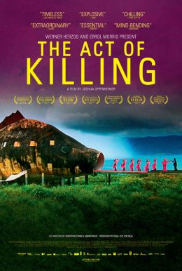 The Act of Killing HD Trailer