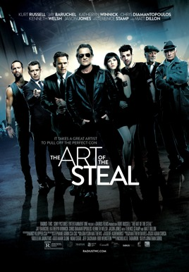 The Art of the Steal Poster