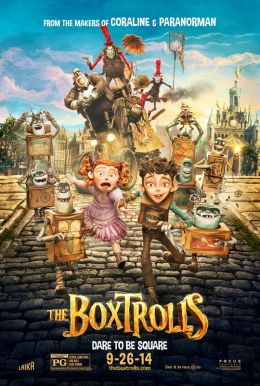 The Boxtrolls HD Trailer