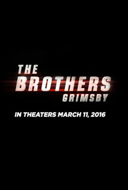 The Brothers Grimsby Poster