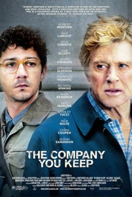 The Company You Keep Poster