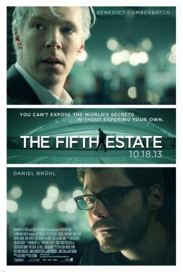 The Fifth Estate HD Trailer