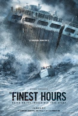 The Finest Hours HD Trailer