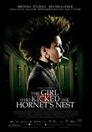 The Girl Who Kicked the Hornet&#039;s Nest Poster
