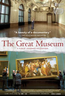 The Great Museum Poster