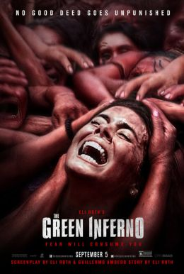 The Green Inferno HD Trailer