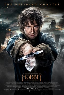 The Hobbit: The Battle of the Five Armies HD Trailer