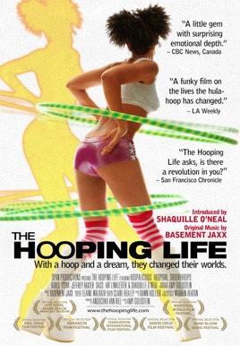 The Hooping Life Poster