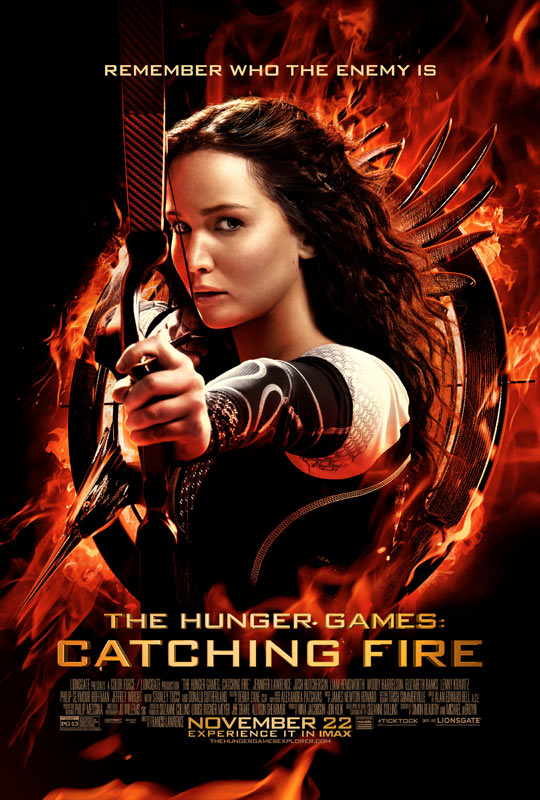 Catching Fire hd Trailer