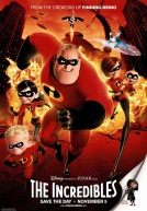 The Incredibles HD Trailer