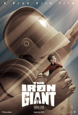 The Iron Giant: Signature Edition Poster