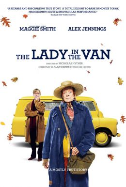 The Lady in the Van HD Trailer