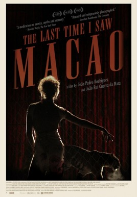 The Last Time I Saw Macao HD Trailer