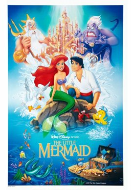 The Little Mermaid HD Trailer