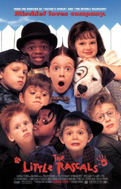 The Little Rascals HD Trailer
