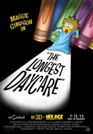 The Simpsons: The Longest Daycare Poster