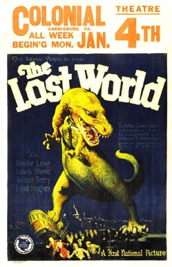 The Lost World HD Trailer