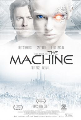 The Machine HD Trailer