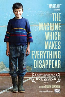 The Machine Which Makes Everything Disappear HD Trailer