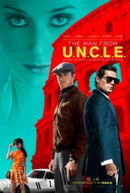 The Man from U.N.C.L.E. HD Trailer