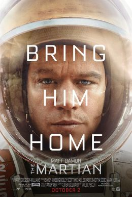 The Martian HD Trailer