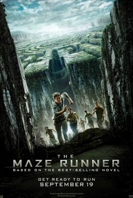 The Maze Runner HD Trailer