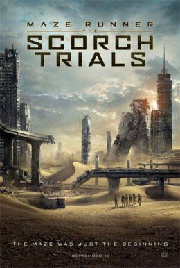 The Maze Runner: Scorch Trials HD Trailer