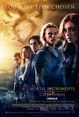 The Mortal Instruments: City of Bones HD Trailer