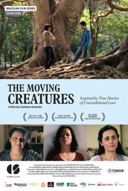 The Moving Creatures Poster