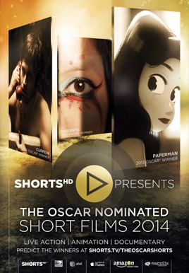 The Oscar Nominated Short Films 2014